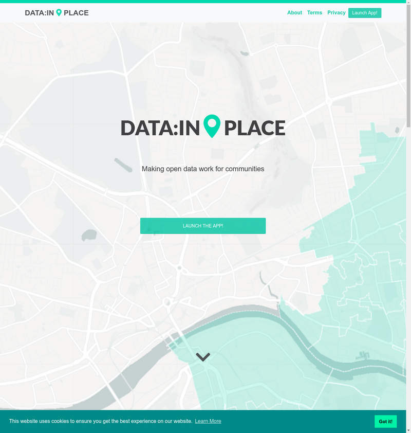 Data In Place